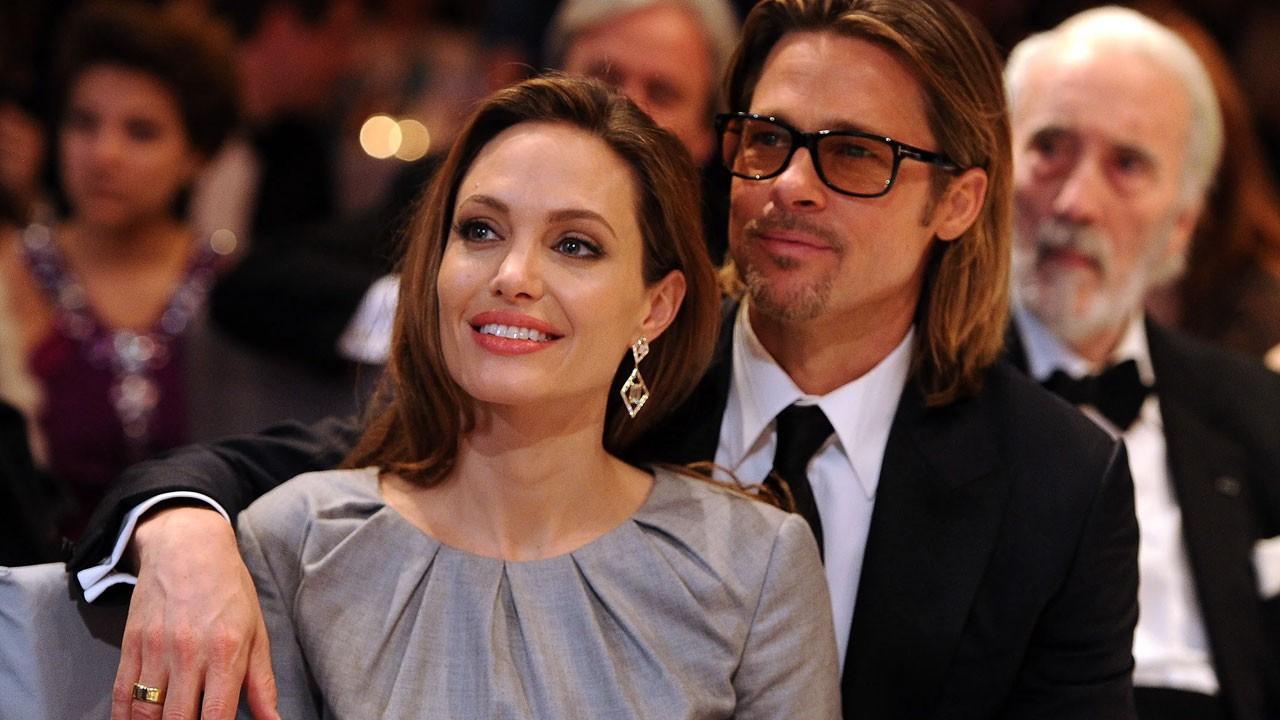 Angelina Jolie'den tarihi itiraf!