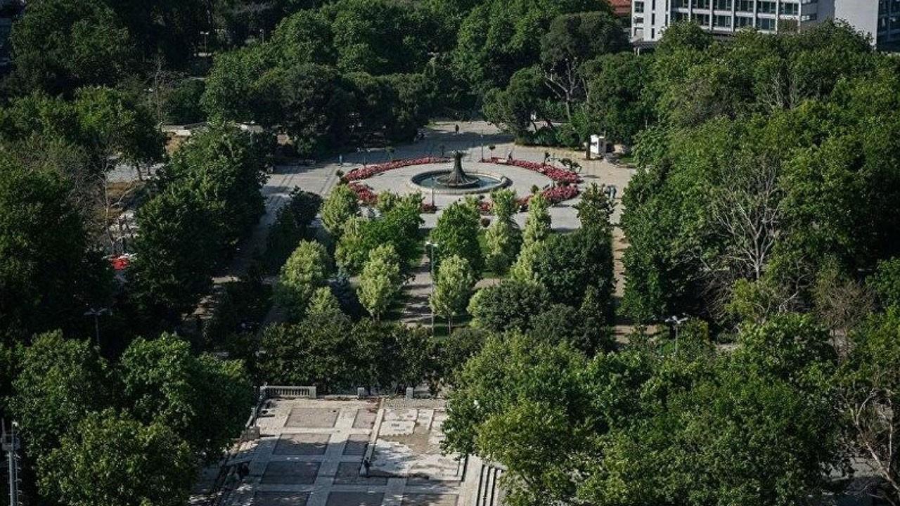 Gezi Parkı, Vakıflar Genel Müdürlüğü'ne devredildi