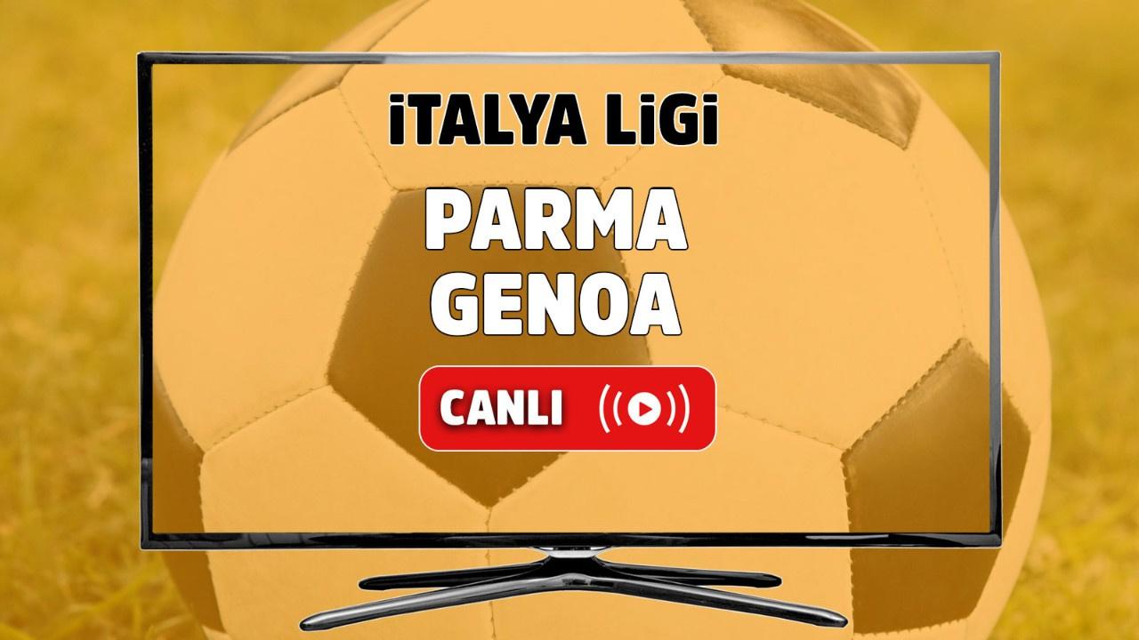 Parma - Genoa Canlı