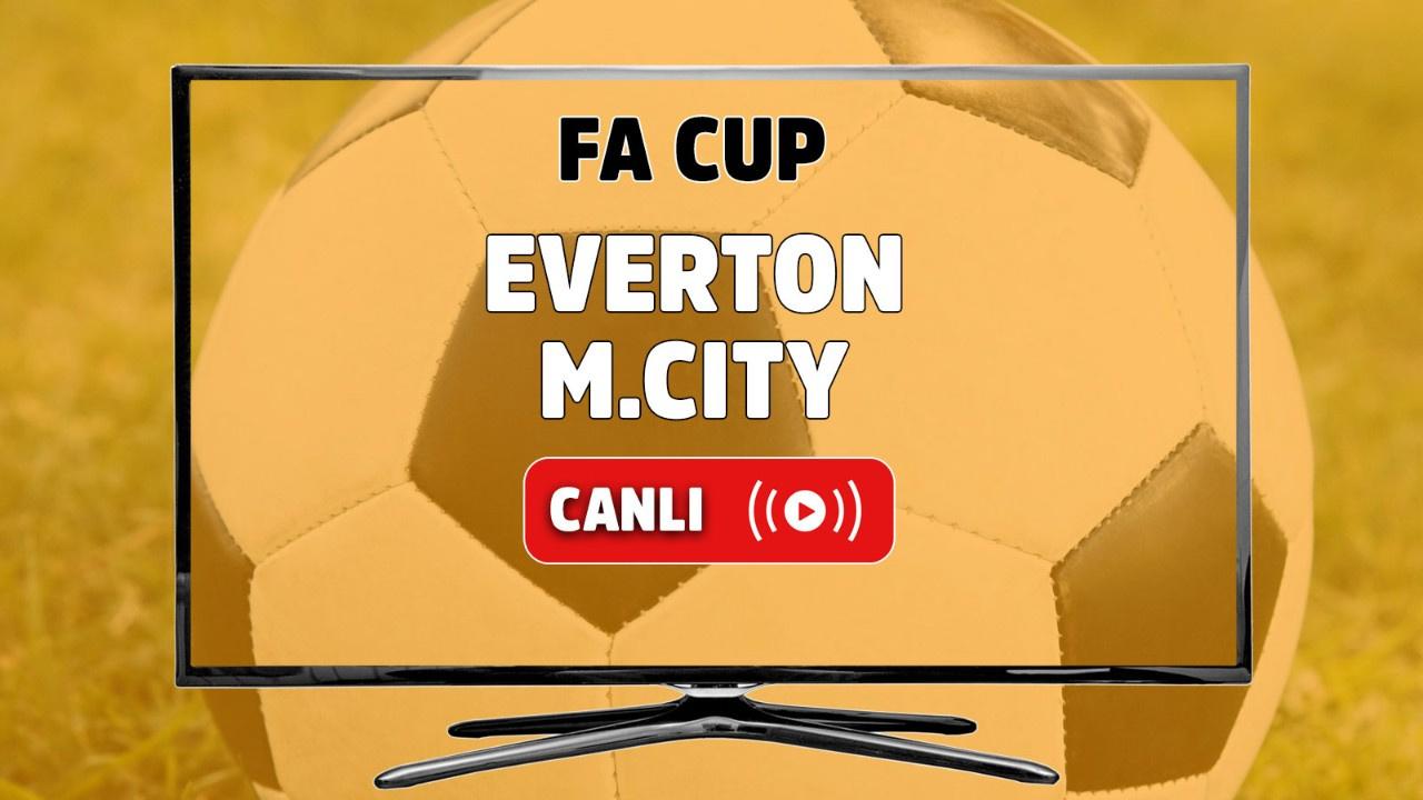 Everton – Manchester City Canlı izle