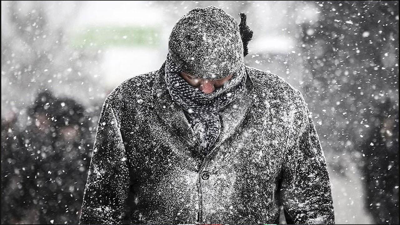 Soğuk hava ve kar geri dönüyor