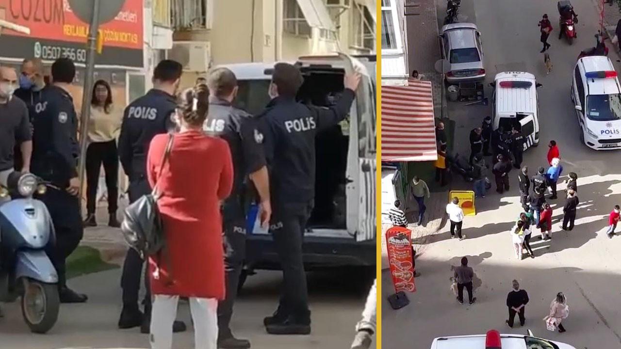 13 yaşındaki çocuğa markette taciz iddiası