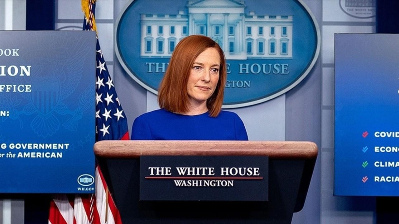 Beyaz Saray'dan dikkat çeken Irak açıklaması