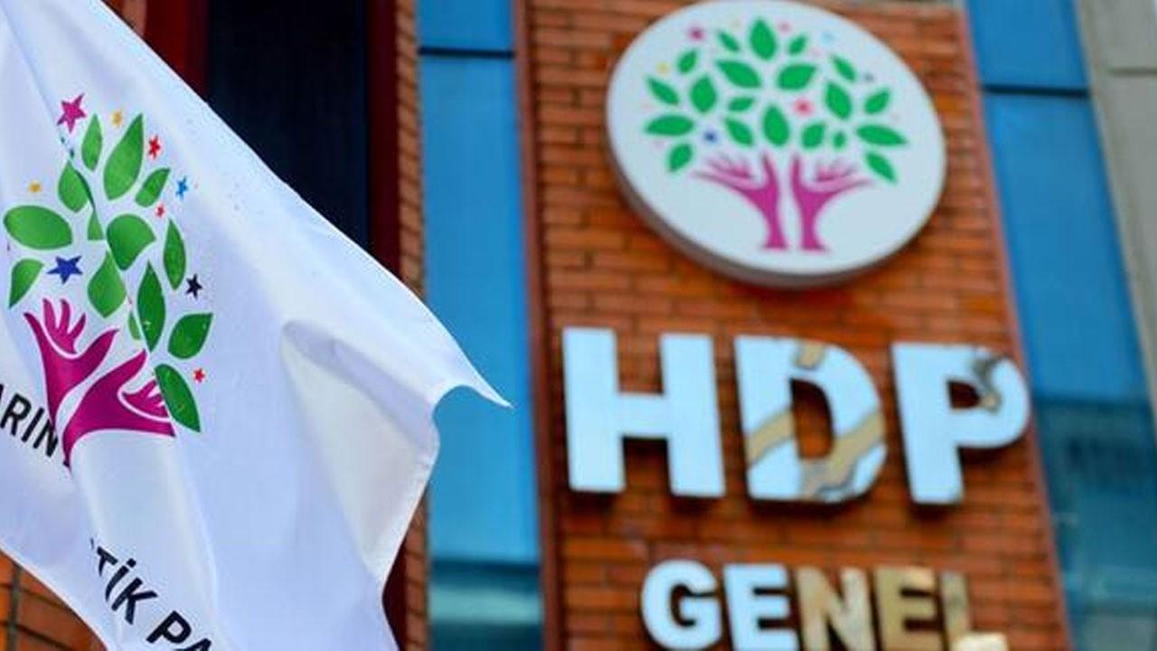 HDP'li eski belediye başkan yardımcısına hapis