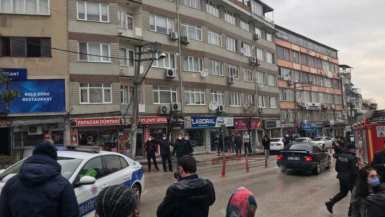 Bursa'da heyelan paniği: Evler boşaltılıyor