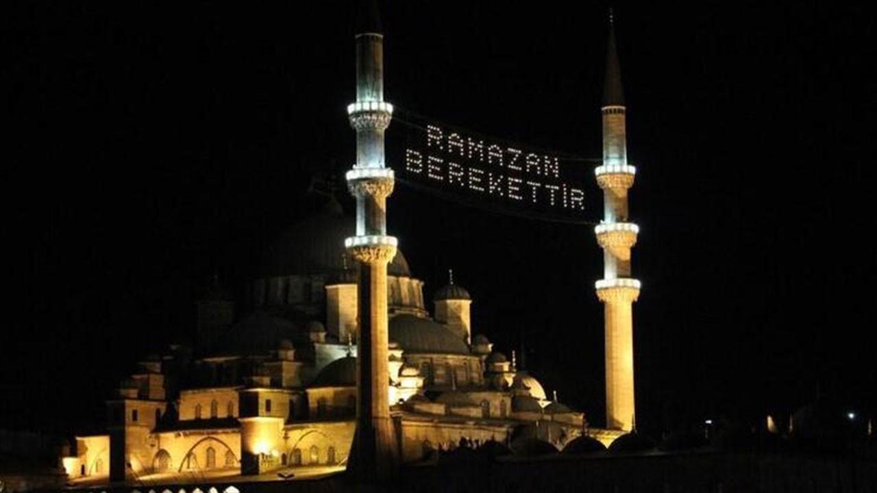Ramazan ne zaman başlıyor? 2021 Ramazan Bayramı...