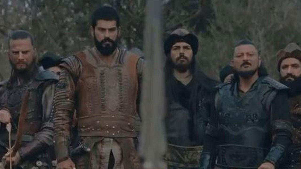 Ünlü oyuncu Kuruluş Osman'ın kadrosuna dahil oldu