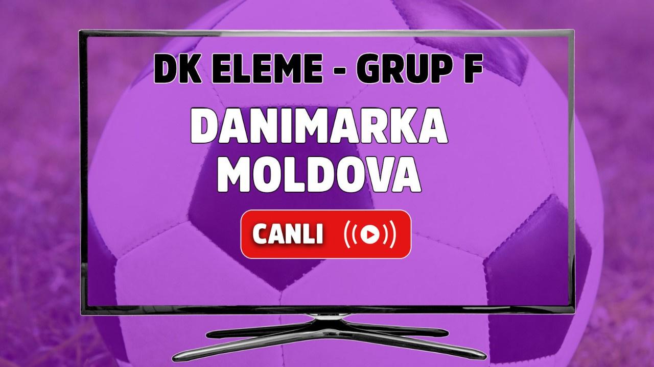 Danimarka - Moldova Canlı