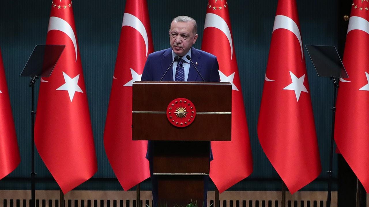 Erdoğan'dan 'faiz' açıklaması