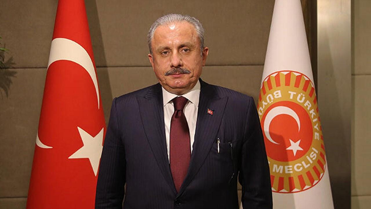 TBMM Başkanı Şentop'tan Libya ve Mısır açıklaması