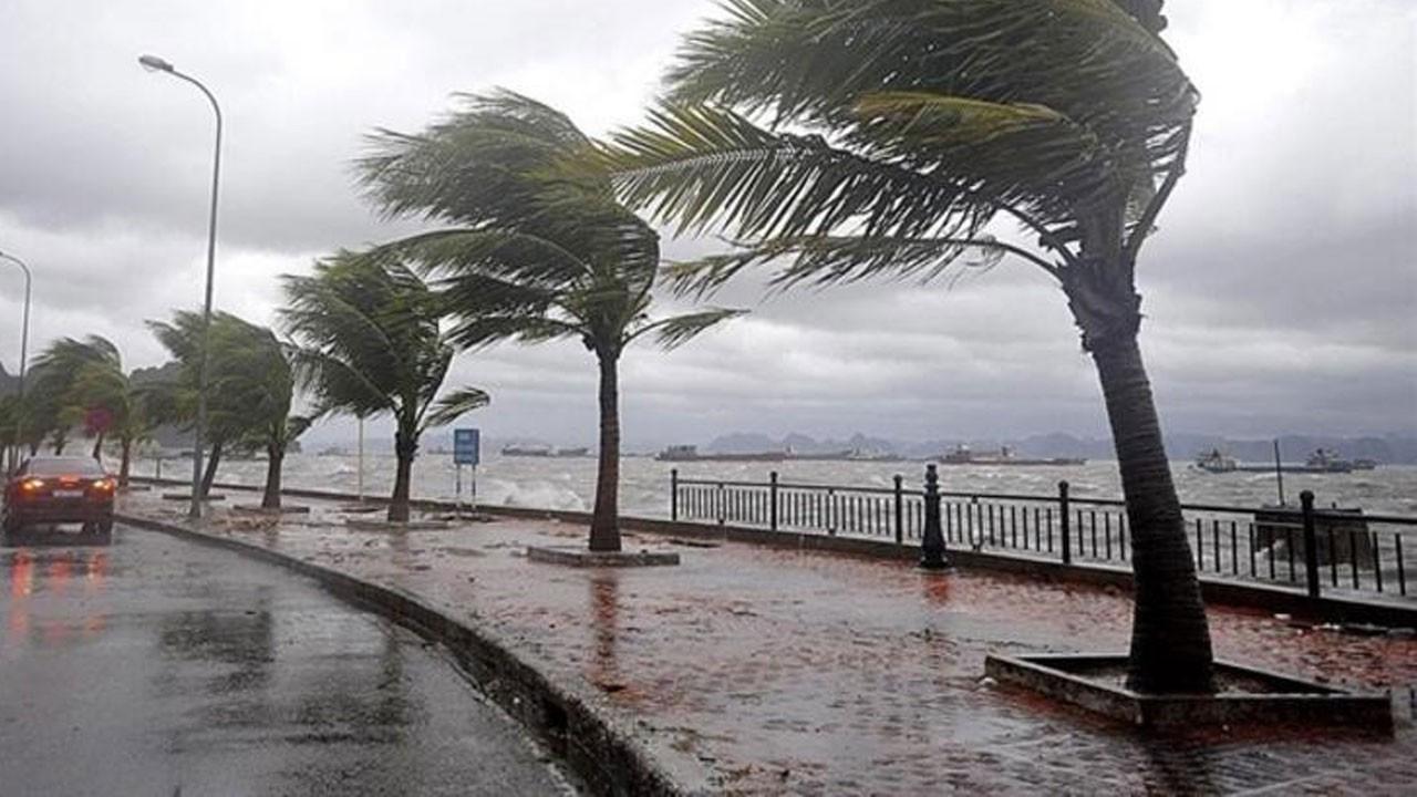 Dikkat! Kuvvetli rüzgar geliyor!