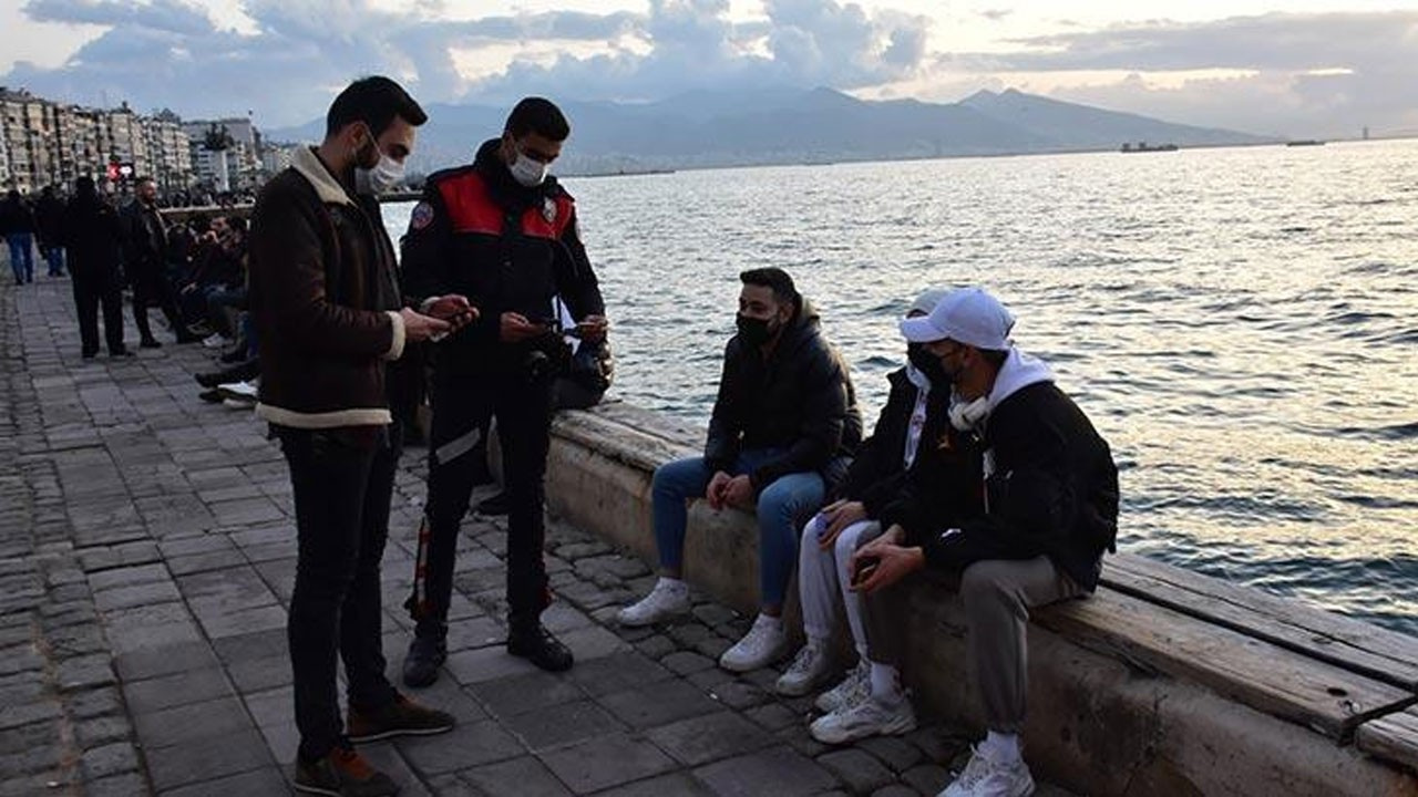 Valilik duyurdu! İzmir'de flaş koronavirüs kararı