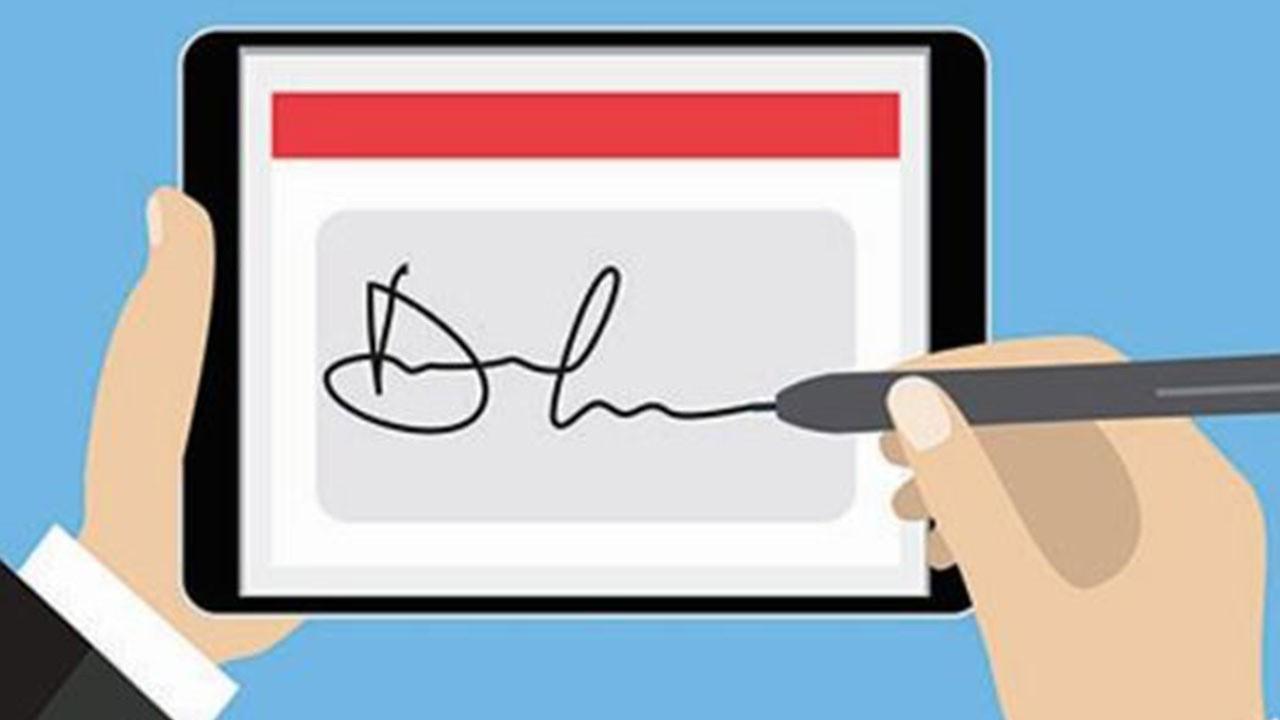 Salgında arttı! 5,5 milyon mobil imza atıldı