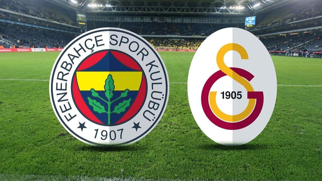 Fenerbahçe'den Galatasaray'a 28 şampiyonluk resti