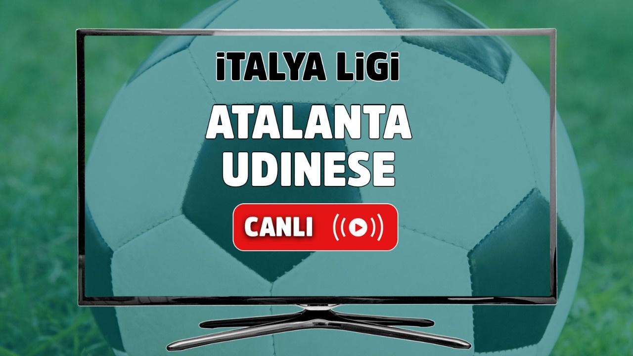 Atalanta - Udinese Canlı