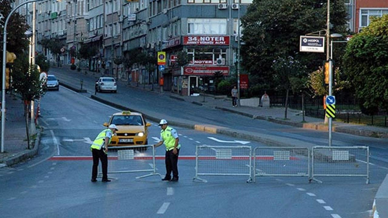 Dikkat! Pazar günü bu yollar kapalı!