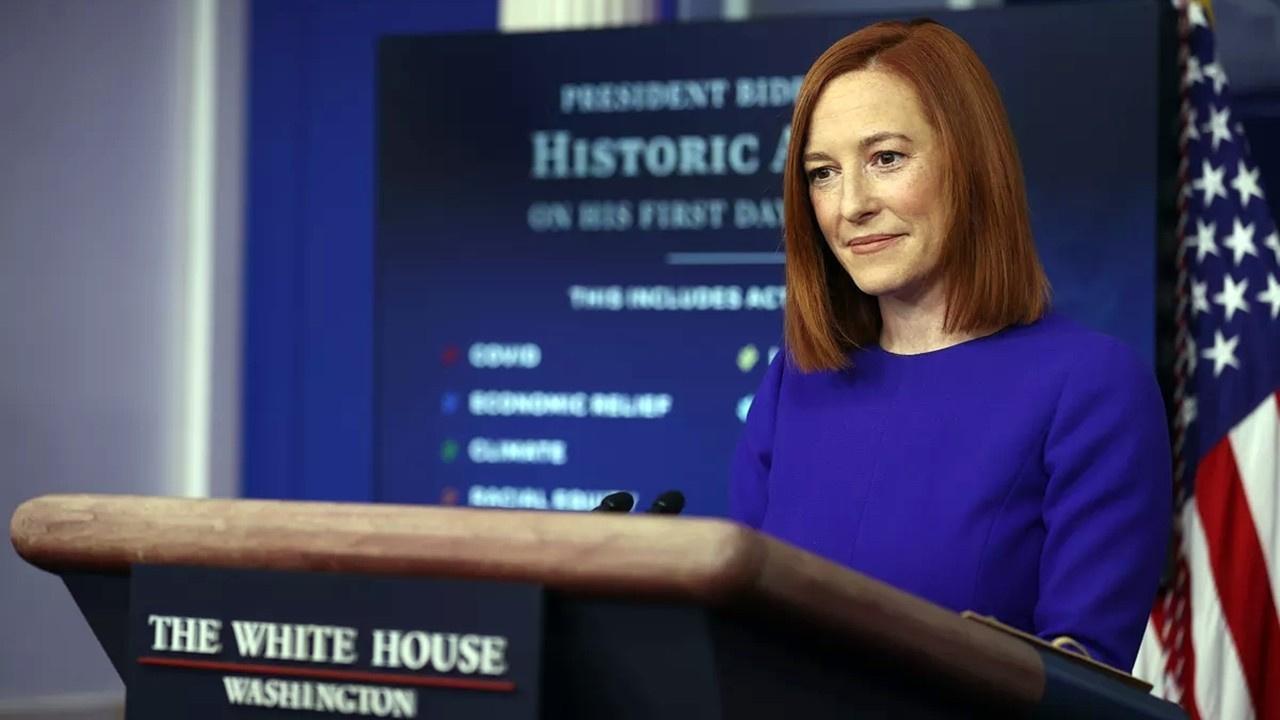 Beyaz Saray'dan Ürdün açıklaması: Desteğimiz tam