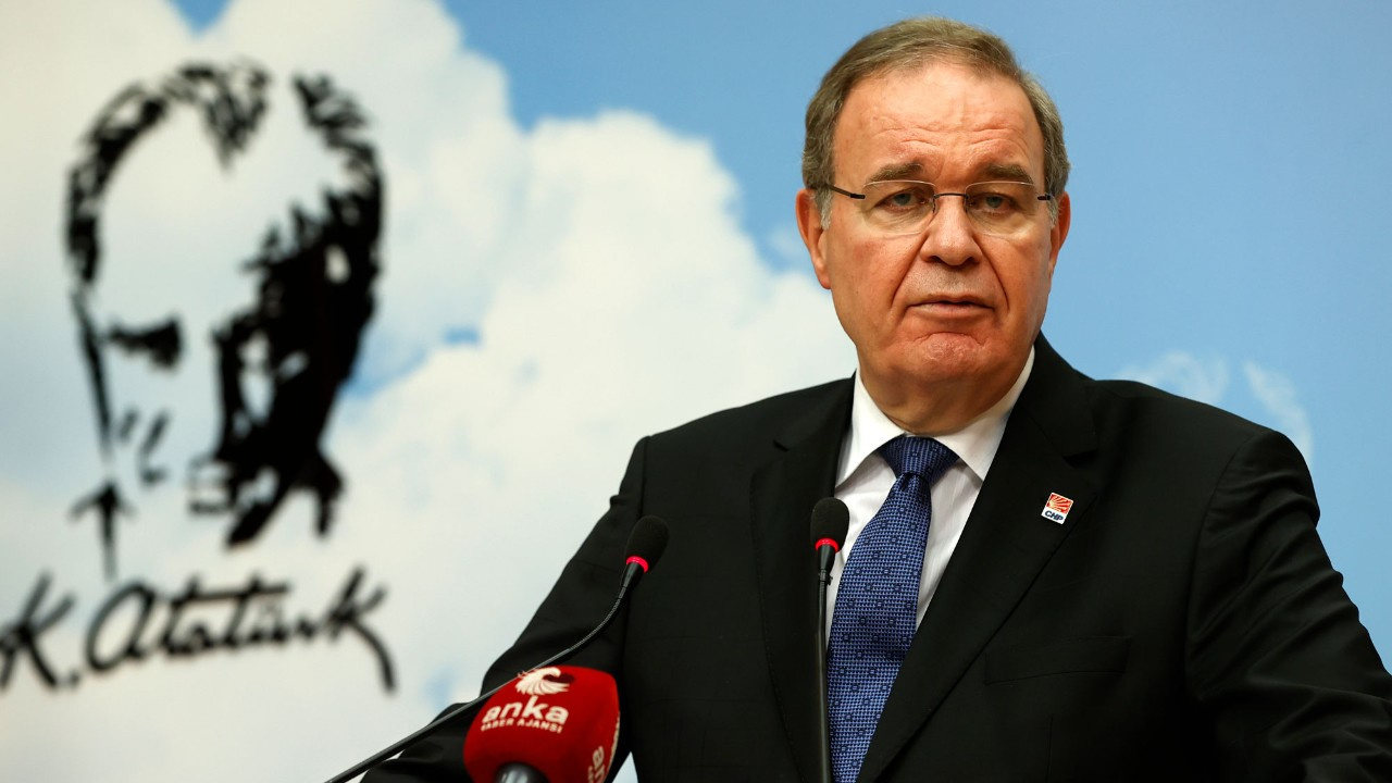 CHP'li Öztrak'tan MYK öncesi açıklama