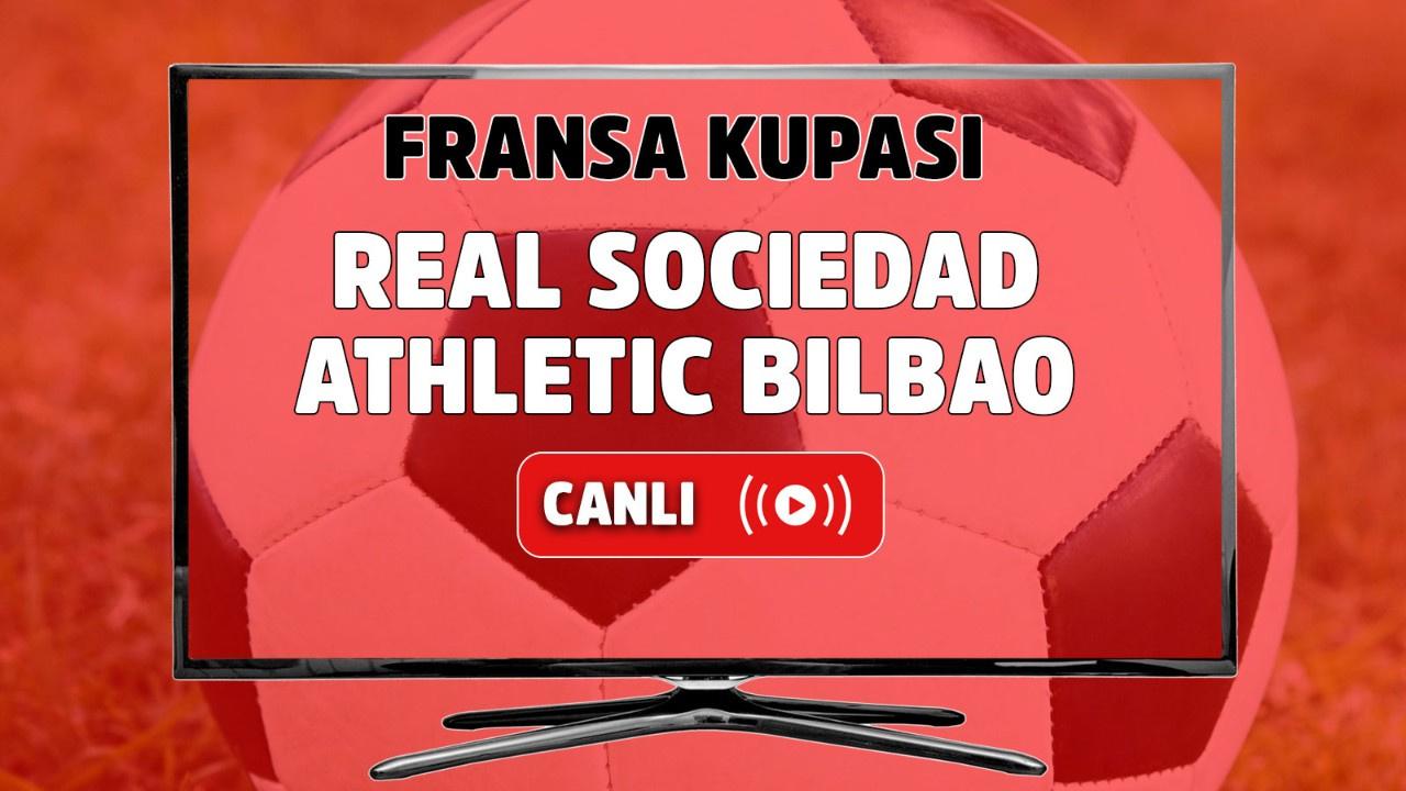 Real Sociedad - Athletic Bilbao Canlı