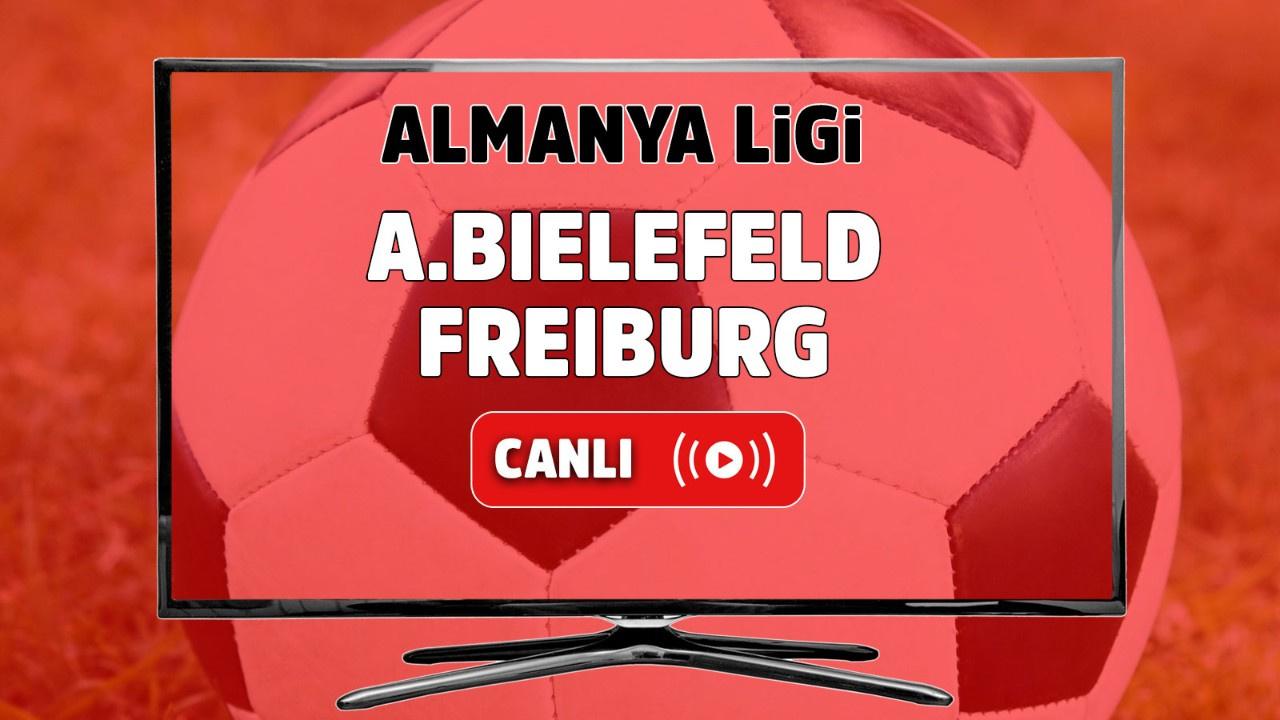 Arminia Bielefeld – Freiburg Canlı