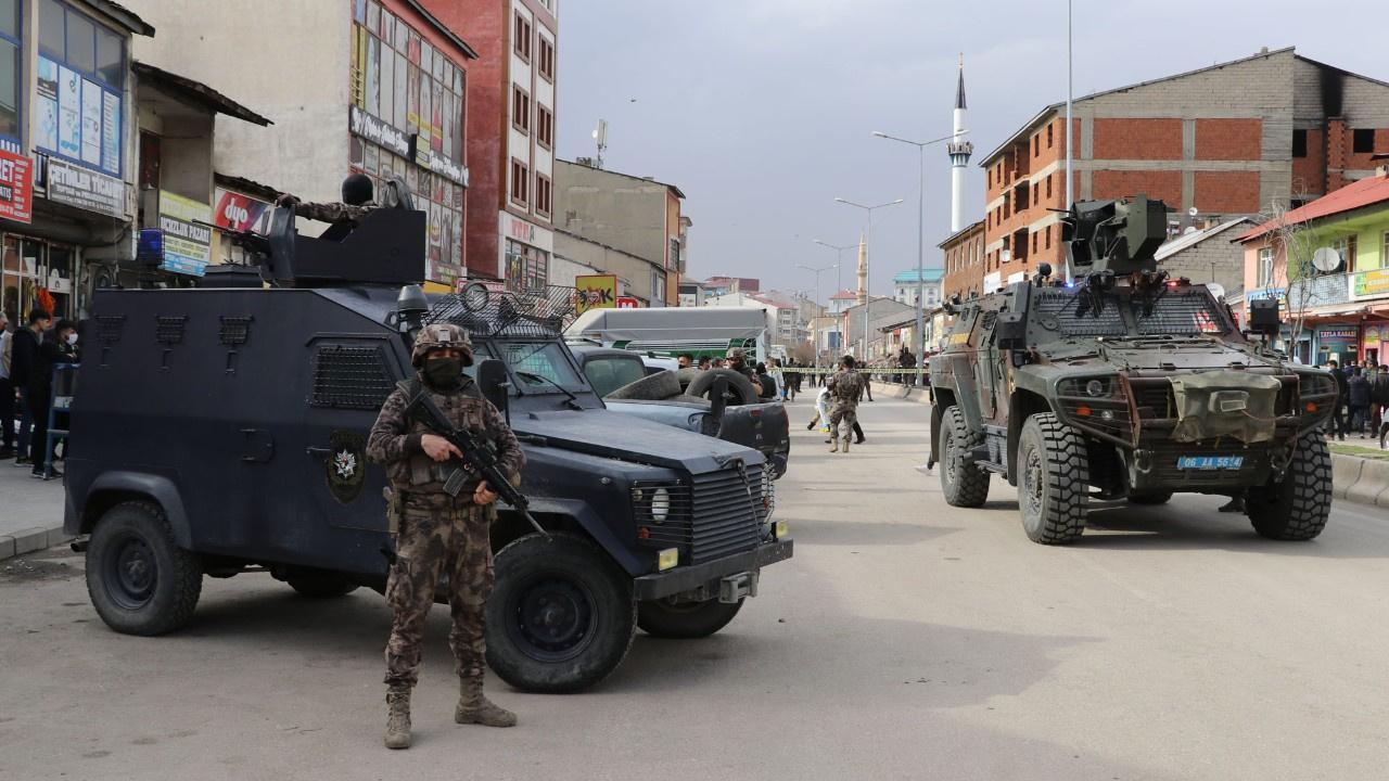 Akrabalar arasında silahlı çatışma çıktı: 5 yaralı