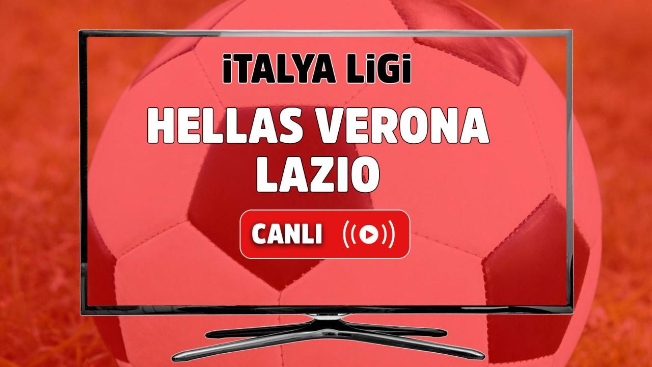 Hellas Verona - Lazio Canlı