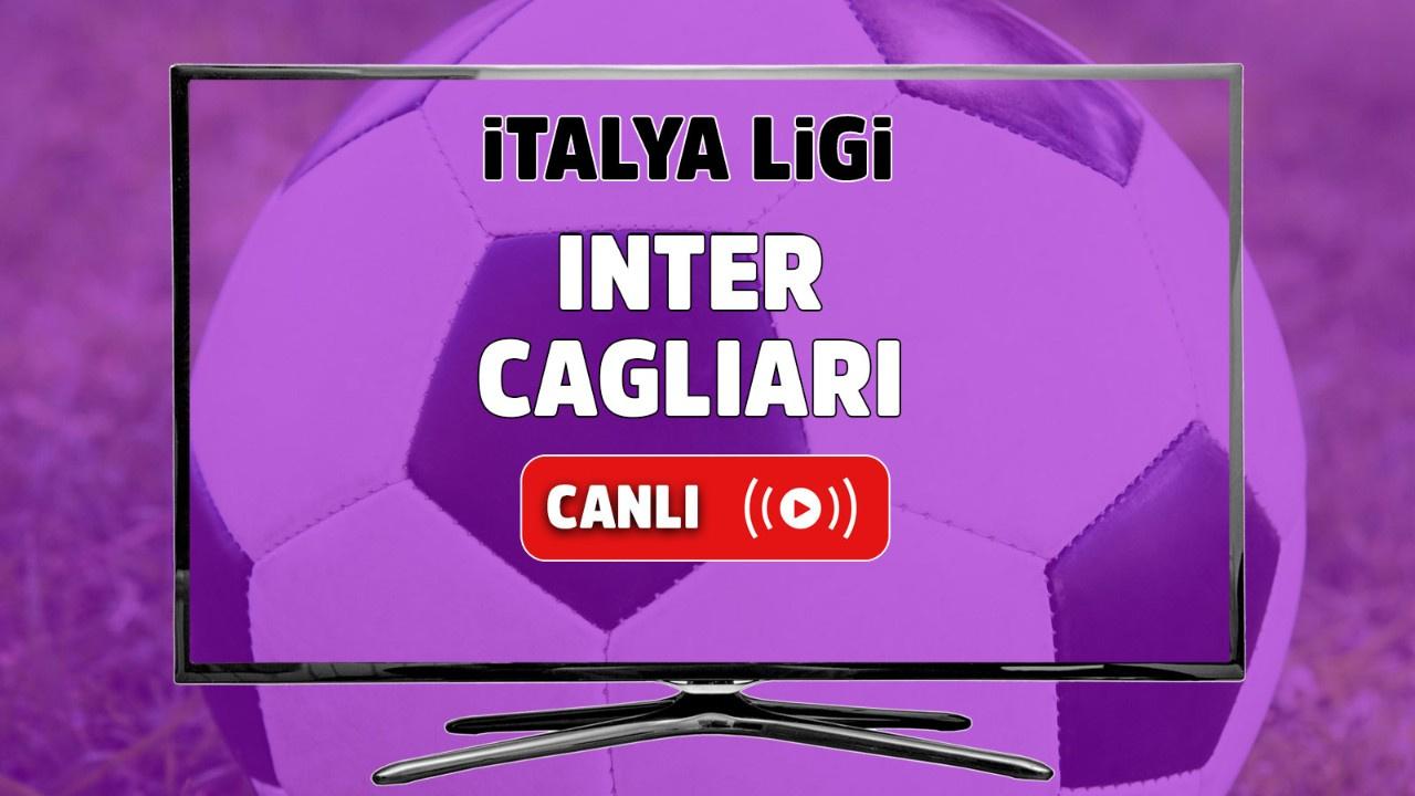 Inter - Cagliari Canlı