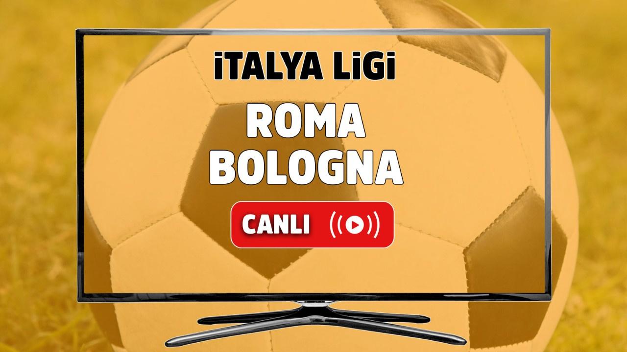 Roma - Bologna Canlı