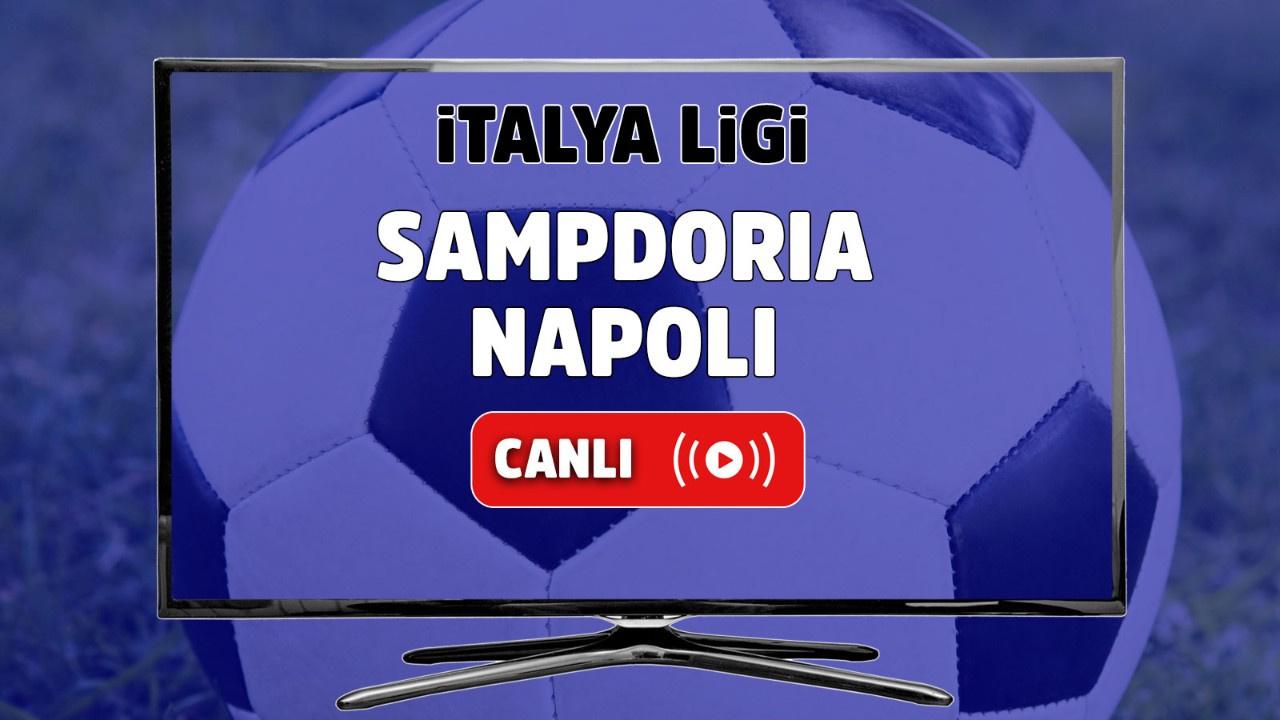 Sampdoria - Napoli Canlı