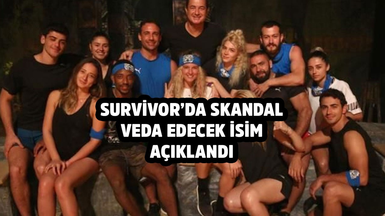 Survivor'da skandal! İşte adaya veda edecek kişi!