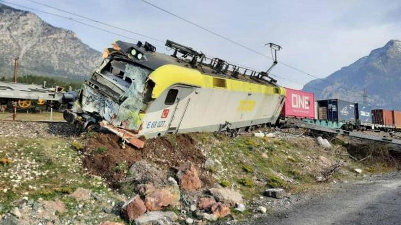 Adana'da tren kazası!