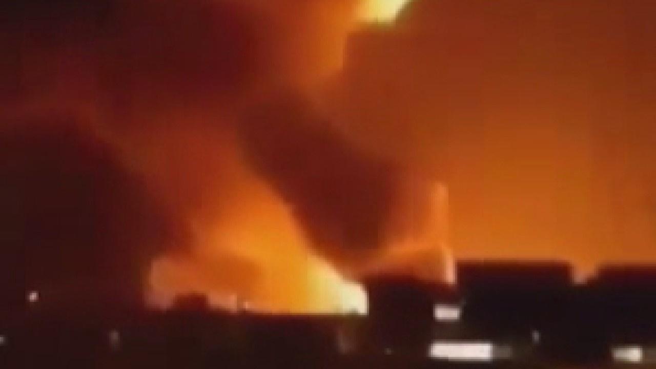 Suudi Arabistan'daki Aramco tesislerine saldırı