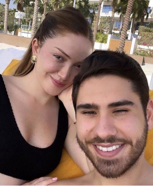 Danla Bilic sevgilisi Poyraz Teoman'la aşk pozu verdi! - Sayfa 3