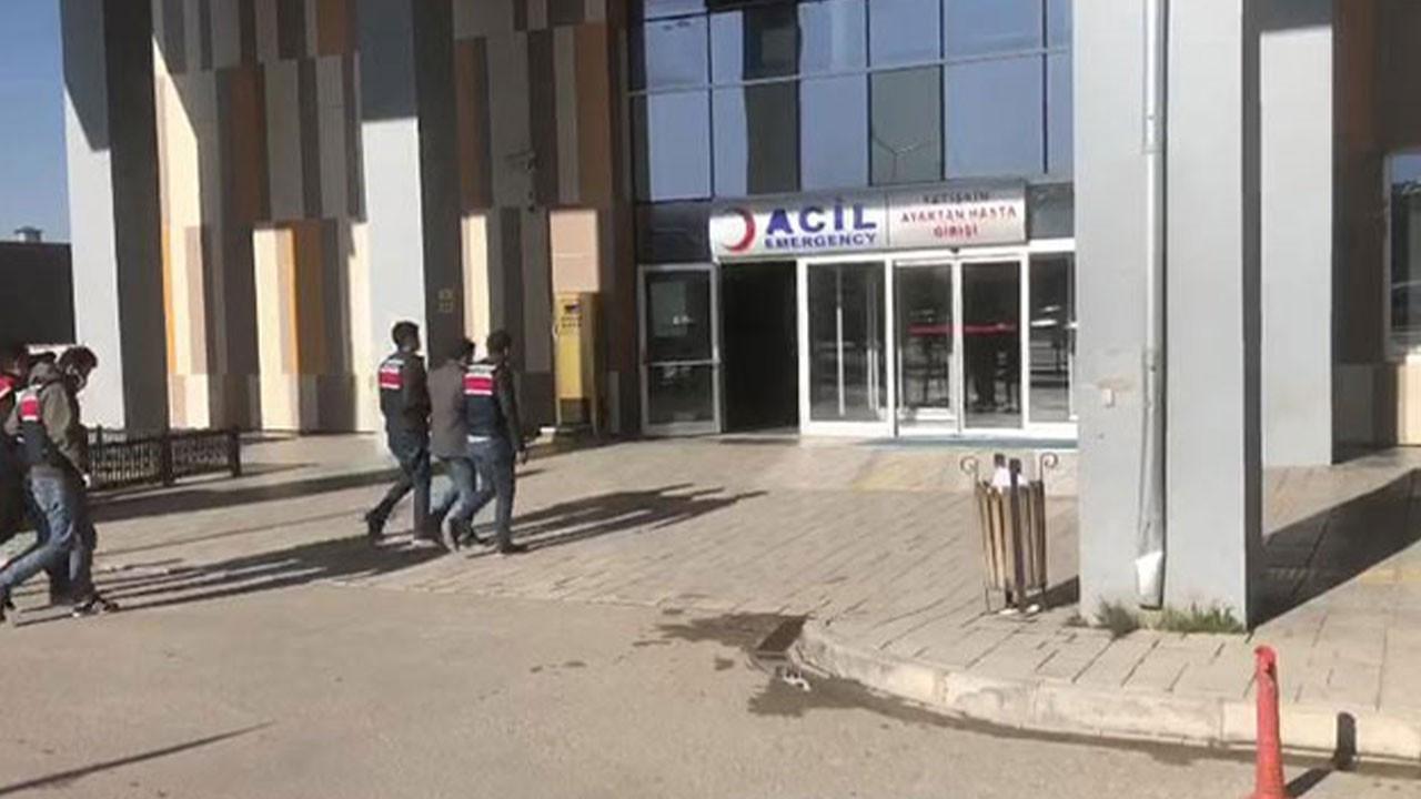 Van'da 2 PKK'lı terörist yakalandı