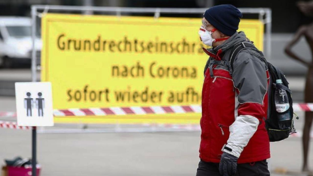 Vakaların arttığı Almanya'da sokağa çıkma yasağı