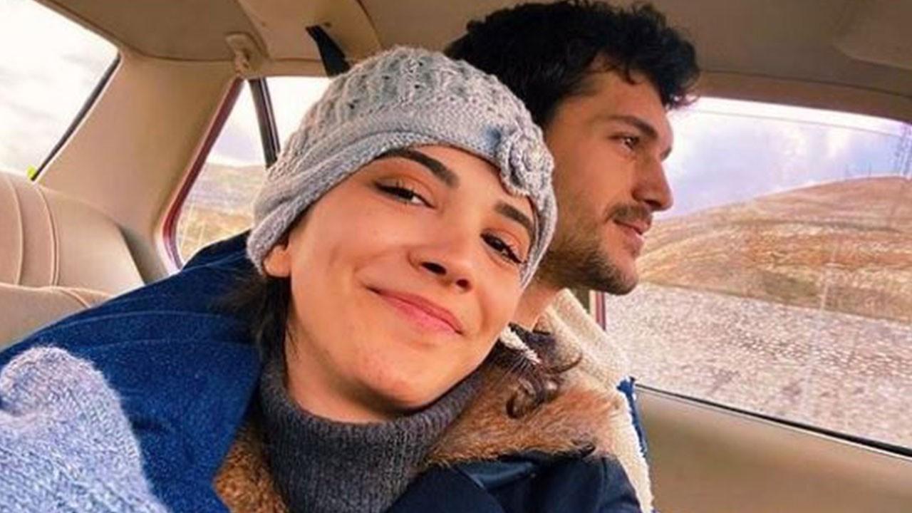 Alperen Duymaz'ın eşi Kübra Kelkit kimdir?
