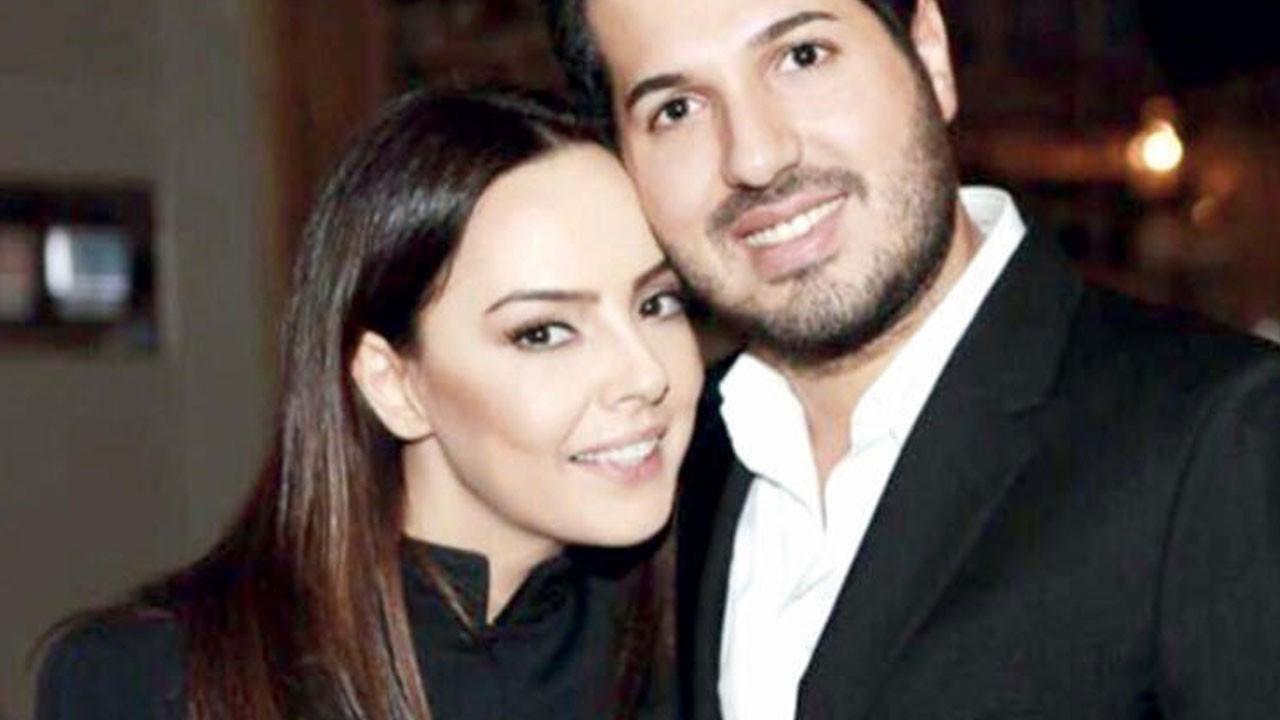 Ebru Gündeş ile Reza Zarrab boşandı!