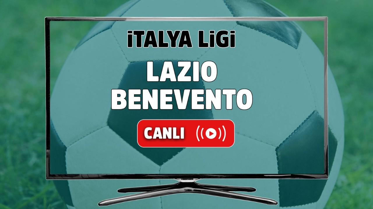 Lazio - Benevento Canlı
