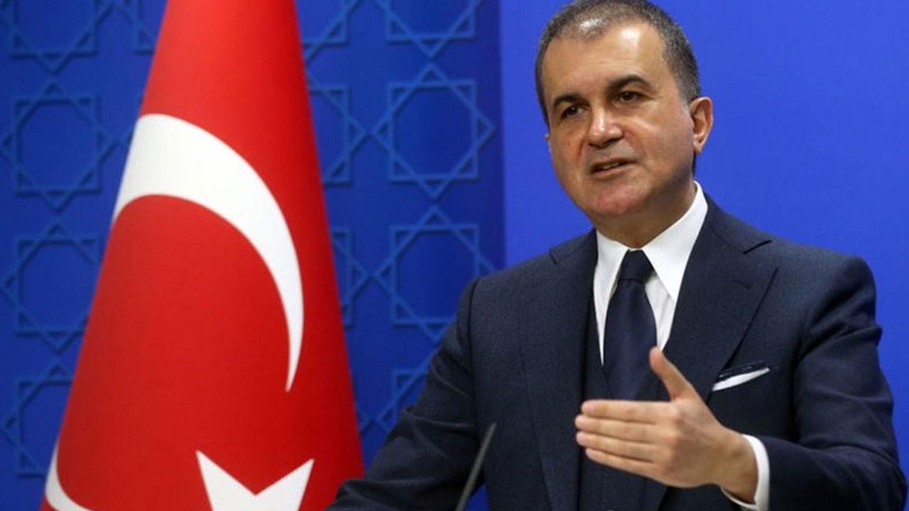 AK Parti Sözcüsü Çelik'ten KKTC açıklaması