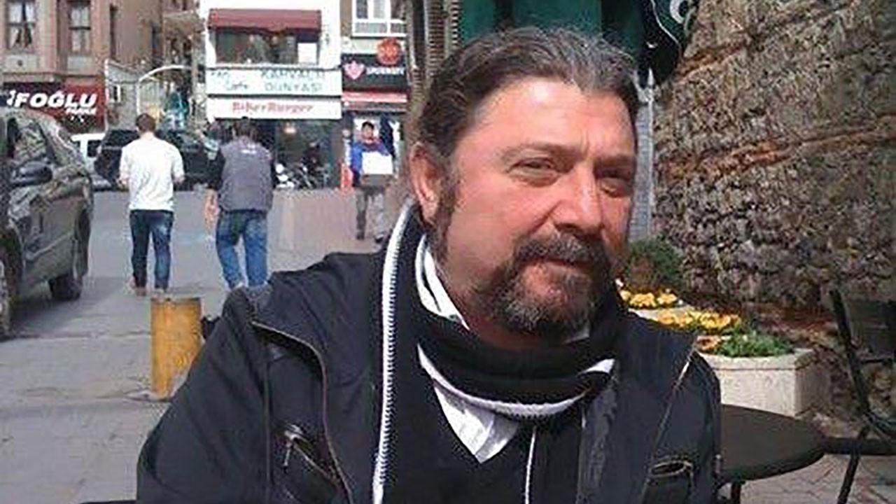 Usta gazeteci hastaneye kaldırıldı
