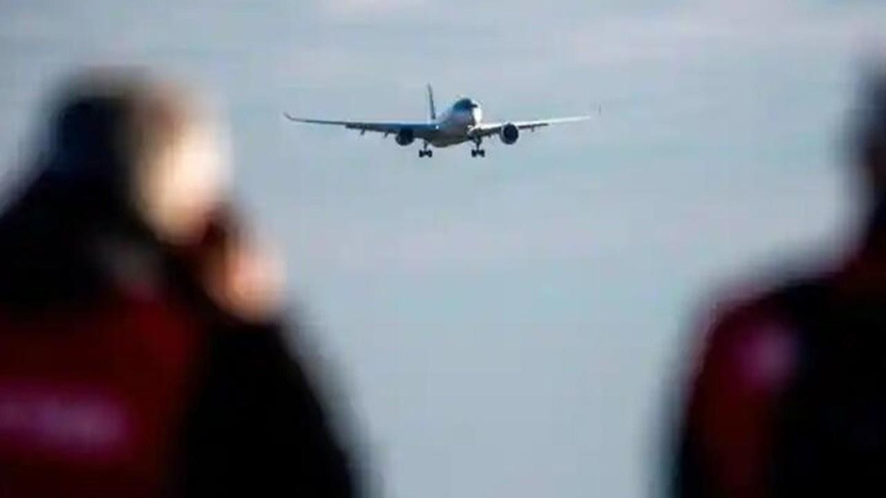 Kâbus uçağı! Hepsinin testi pozitif çıktı...