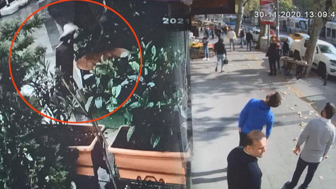 Polis baskınından kaçarken çatıdan düştü