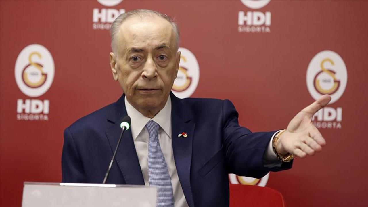 Galatasaray Başkanı'ndan sosyal medya açıklaması