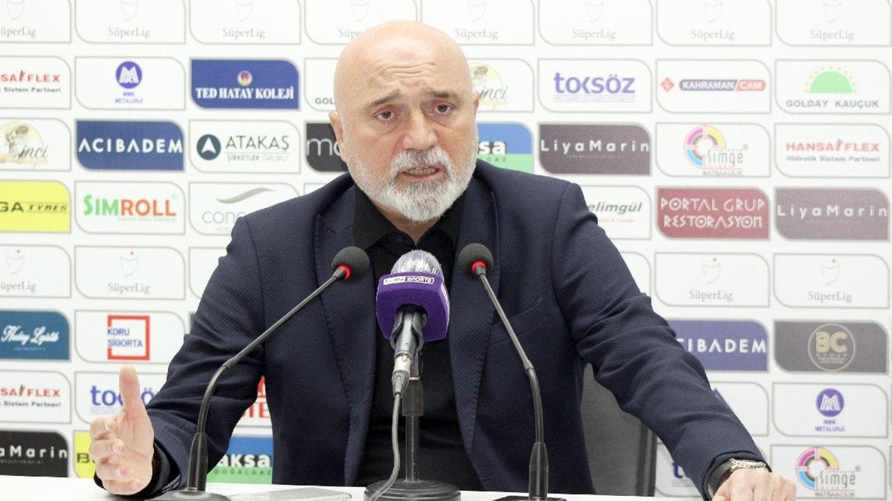 Hikmet Karaman'dan Kuzey Kıbrıs ve UEFA çıkışı