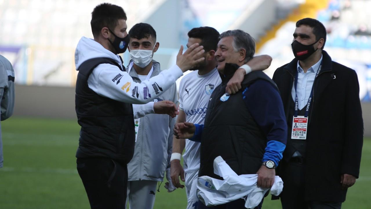 Erzurumspor 90+6'da Malatya'yı devirdi..
