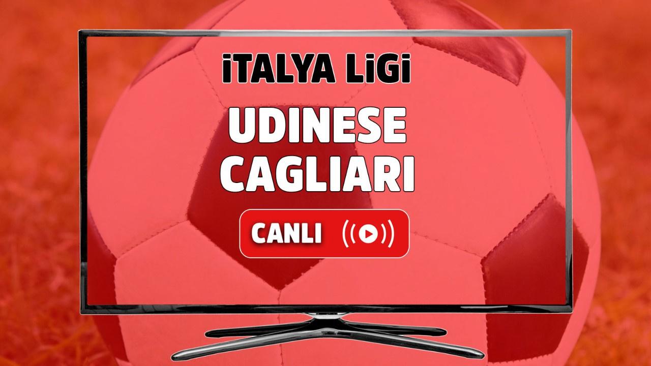 Udinese - Cagliari Canlı