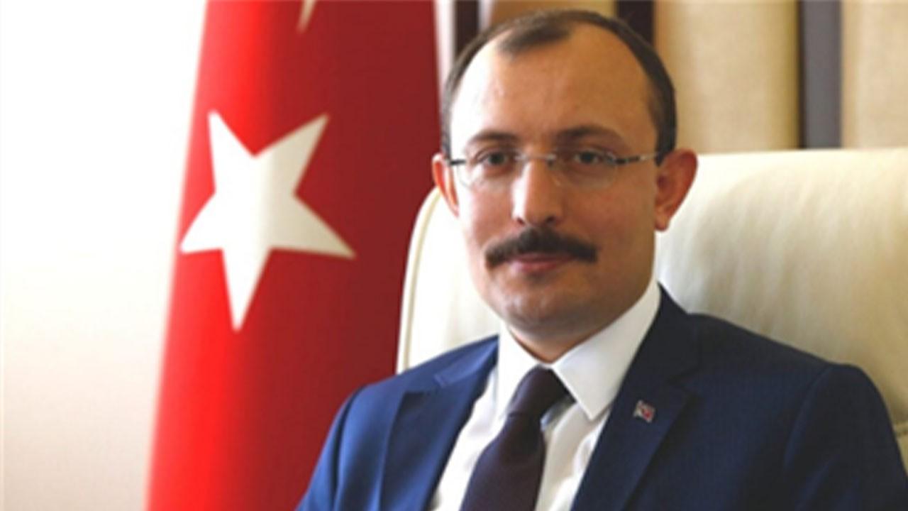 Ticaret Bakanı Muş, görevi devraldı
