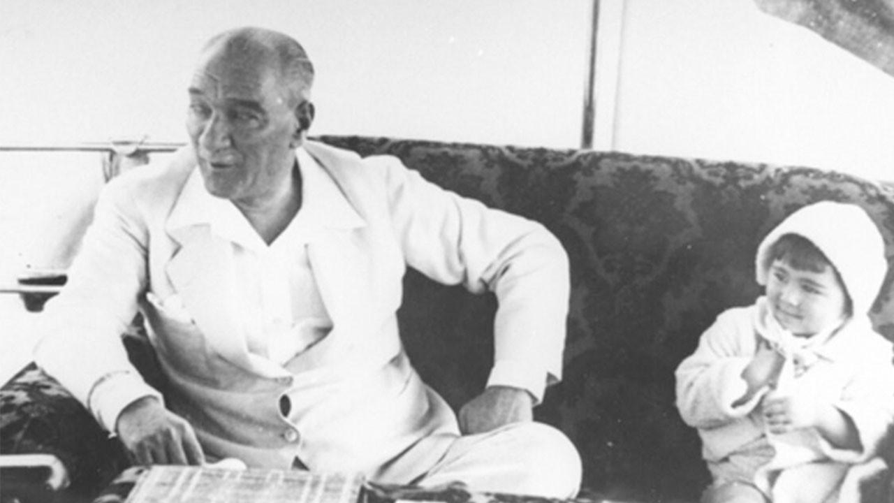 Atatürk'ün manevi kızı Ülkü Adatepe kimdir?