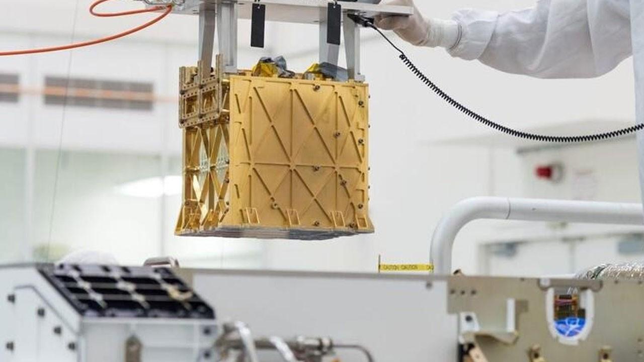 NASA'dan tarihi adım! Oksijen üretildi