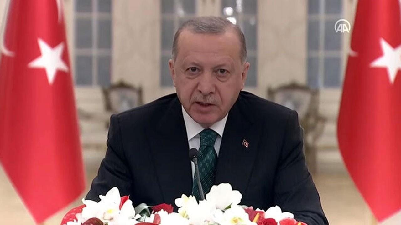 Cumhurbaşkanı Erdoğan'dan Ermenistan çağrı